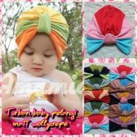 turban bayi pelangi