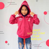 Jaket Little Pony pink