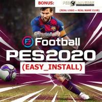 PES 2020 eFootball (Original Sharing)