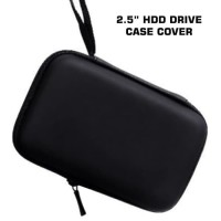 Tas Dompet Hard Disk Powerbank Case for HDD 2.5 inch Hardisk Pouch