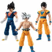 Bandai Dragon ball Z SHODO NEO 2 Action Figurine Set of 3 SS Gokou Vegeta Freeza