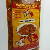 Ayam Suwir Woku Rica PRODUK TERBARU