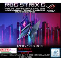 ASUS ROG STRIX III G531GT-I765G1T i7-9750H|8GB|512GB|GTX1650 4GB|120HZ