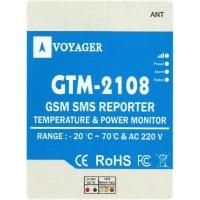 GSM Temperature Sensor and Reporter