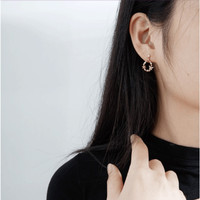 DearMe - ZOE Earrings (S925 with Crystals & 18K Gold Plating)