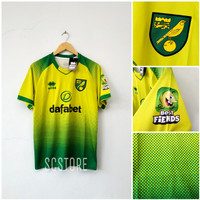 Jersey Norwich Home Official 2019/2020 Grade Ori