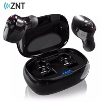 ZNT Firefit Bluetooth 5.0 Earbud Stereo with Charging Case original