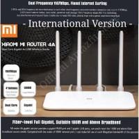 Xiaomi Mi WiFi Router 4A Gigabit Dual Band Global Version