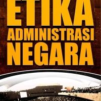 Buku Etika Administrasi Negara