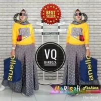Baju Wanita Muslim Set Baju Barboza Katun Original Murah Kaos Muslima