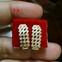 kerabu berlian tikar kode W