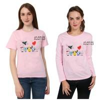 TUMBLR TEE Kaos Wanita T-Shirt Baju Katun Baju Cewek BT21