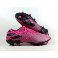 Sepatu Bola Nemeziz 19.1 Shock Pink FG Replika Impor