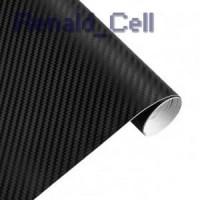 3D 4D Carbon Fiber Matte Vinyl Car Wrap Sheet Roll Film Sticker Decal 127*60CM