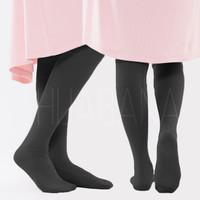 Legging wudhu Premium - Legging fit to L - Legging Wanita Jersey Polos