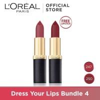 Dress Your Lips Bundle 4