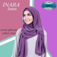 Jilbab Hijab Pastan Pashmina Instan Model Terbaru Modis Inara Simple U