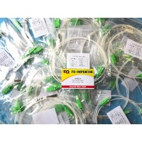 PLC Splitter Micro 1:2 SC APC/FO/Fiber Optik/Optic/Bagus