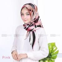 hijab instan Segitiga LORENG Jilbab Triangle Instan Hijab Elegan