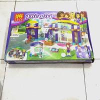 Lego The Girl