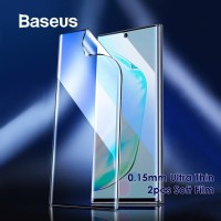 BASEUS Screen Protector Samsung Note 10 10+ Plus Hydrogel Anti Gores