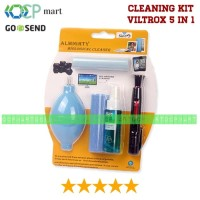 PROFESIONAL Cleaning Kit Viltrox Almighty 5 in 1 Premium Cleaning Set