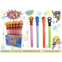 Mainan Bubble / Bubble Sabun STICK / Gelembung Tiup Balon Karakter