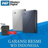 "WD My Passport Ultra 2TB - HDD HD Hardisk External 2.5"" USB-C"