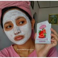 Vienna Face Mask Strawberry Souffle Bpom