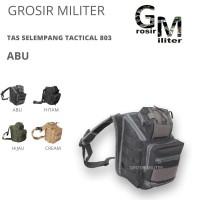 GM Tas Selempang Tactical 803 Polos Premium