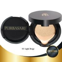Purbasari Pore Perfecting BB Cushion - Refill Caramel thumbnail