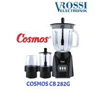 COSMOS CB 282G Blender KACA 2ltr HITAM