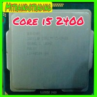 PROSESSOR CORE I5 2400 3.4GHZ TRAY