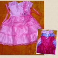 Poppy dress pesta bayi
