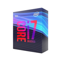 Intel Core i7 9700K 8-Core 3.6 GHz up to 4.9 GHz - LGA1151