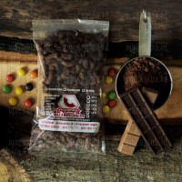 Macarina (Macaroni Nagih) Rasa Cokelat Cemilan/Snack Hitz Zaman Now