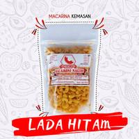 Macarina (Macaroni Nagih) Pouch Rasa Lada Hitam Cemilan/Snack Hitz