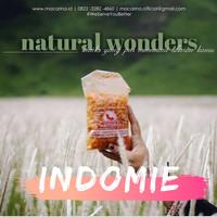 Macarina (Macaroni Nagih) Rasa Indomie Cemilan/Snack Hitz Zaman Now
