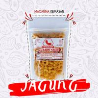 Macarina (Macaroni Nagih) Pouch Rasa Jagung Cemilan/Snack Hitz