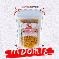 Macarina (Macaroni Nagih) Pouch Rasa Indomie Cemilan/Snack Hitz