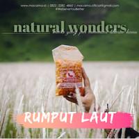 Macarina (Macaroni Nagih) Rasa RumputLaut Cemilan/Snack Hitz Zaman Now