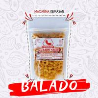 Macarina (Macaroni Nagih) Pouch Rasa Balado Cemilan/Snack Hitz