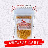Macarina (Macaroni Nagih) Pouch Rasa Rumput Laut Cemilan/Snack Hitz