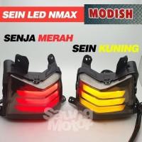 Lampu Led Sein Sen Variasi Motor Yamaha Nmax Model JPA 2 Warna