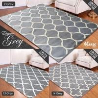 Karpet Permadani BCF GREY Elegance 2019 uk 210 x 310