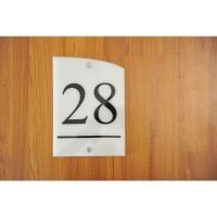 Nomor Rumah Akrilik / Sign Rumah Akrilik idea071