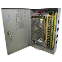 Power Supply CCTV 20 Ampere SPC Box Sikring