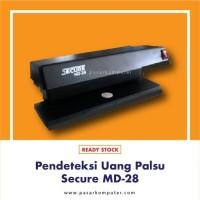 Pendeteksi Uang Palsu Secure MD 28