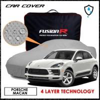 Cover Sarung Mobil PORSCHE MACAN merk Fusion R Waterproof Not KRISBOW