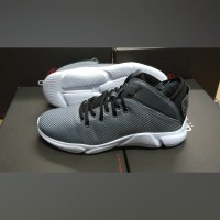 Ardiles DBL Sedona Grey Black I Sepatu Basket Ardiles ORIGINAL